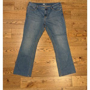 Woment's Old Navy Jeans Size 14 Short
